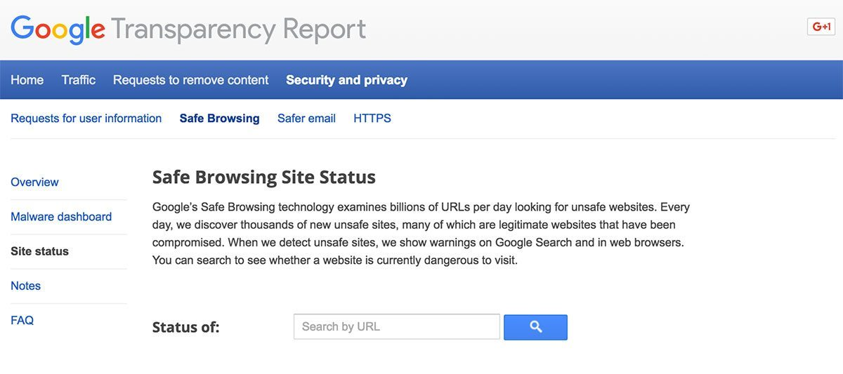 google-safe-browsing-site-status
